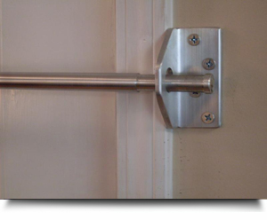 Security Door Bars